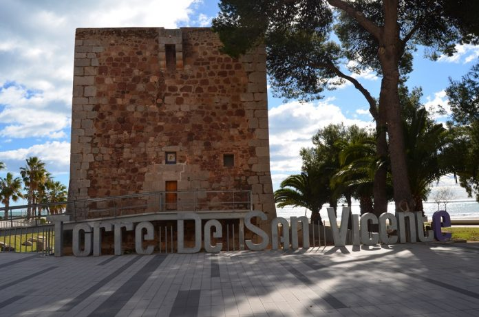 Vista Torre Sant Vicent