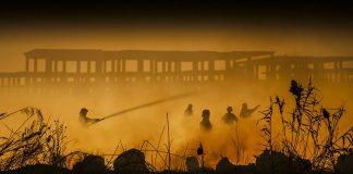 el poder del grup concrus fotografia bombers