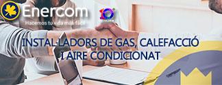 Instaladores de gas, calefacción y aire acondicionado