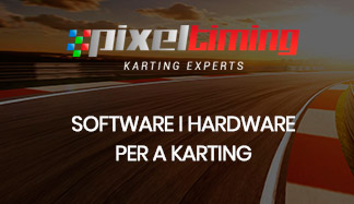 Software y hardware para karting